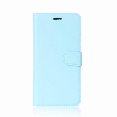 OnePlus 5T Suojakotelo Sininen Lompakko