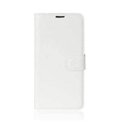 OnePlus 5T Suojakotelo Valkoinen Lompakko