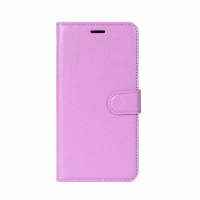 OnePlus 5T Suojakotelo Violetti Lompakko