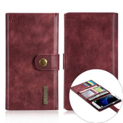 Samsung Galaxy S7 Kotelo DG.MING Punainen