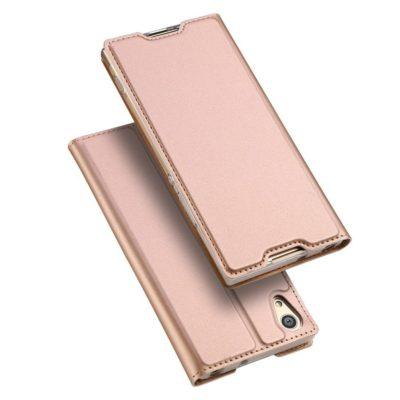 Sony Xperia XA1 Ultra Kotelo Dux Ducis Ruusukulta