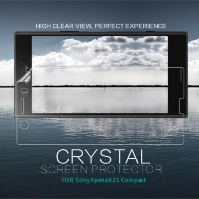 Sony Xperia XZ1 Compact Näytön Suojakalvo Nillkin