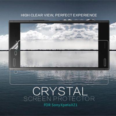 Sony Xperia XZ1 Näytön Suojakalvo Nillkin
