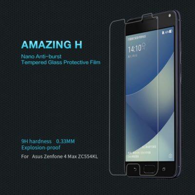 Asus Zenfone 4 Max 5.5″ Panssarilasi Nillkin Amazing H