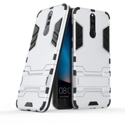 Huawei Mate 10 Lite Kuori 2-osainen Hopea
