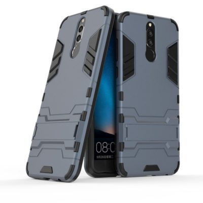 Huawei Mate 10 Lite Kuori 2-osainen Tummansininen