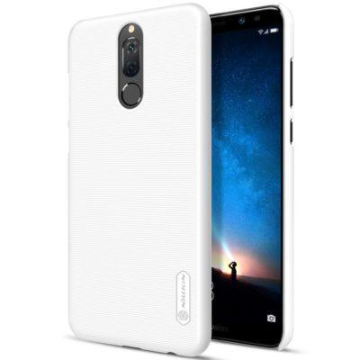 Huawei Mate 10 Lite Suojakuori Nillkin Valkoinen