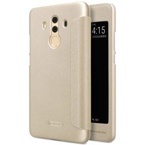 Huawei Mate 10 Pro Kotelo Nillkin Sparkle Kulta