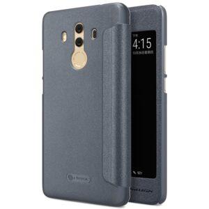 Huawei Mate 10 Pro Kotelo Nillkin Sparkle Musta