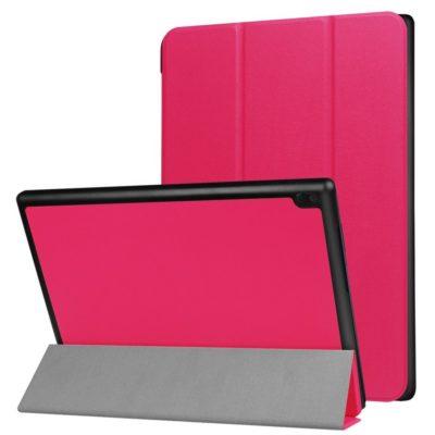 Lenovo Tab 4 10 10.1″ Suojakotelo Pinkki