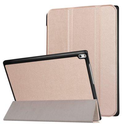 Lenovo Tab 4 10 Plus 10.1″ Suojakotelo Ruusukulta
