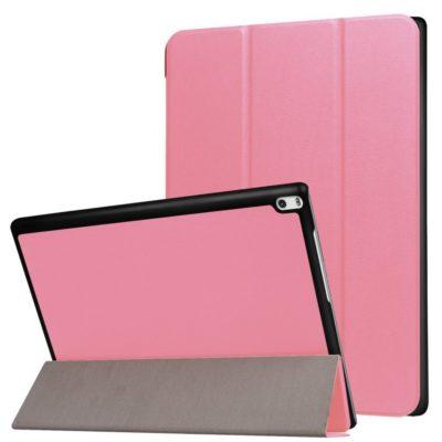 Lenovo Tab 4 10 Plus 10.1″ Suojakotelo Vaaleanpunainen