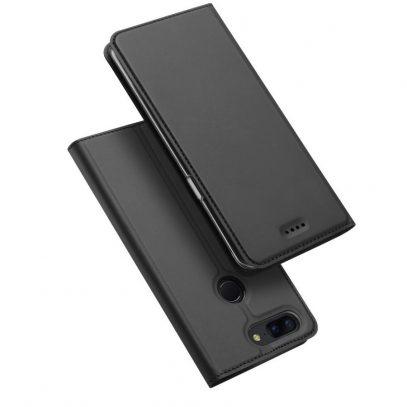 OnePlus 5T Suojakotelo Dux Ducis Tummanharmaa
