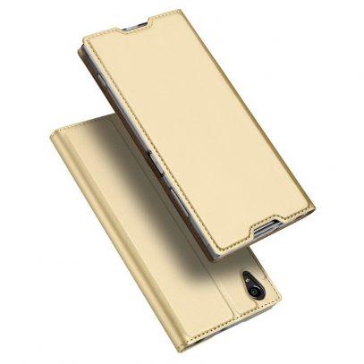 Sony Xperia XA1 Plus Kotelo Dux Ducis Kulta