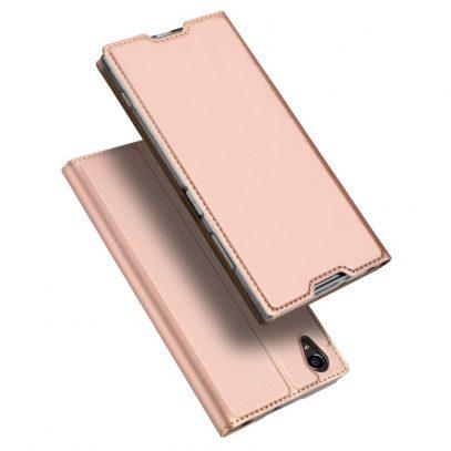 Sony Xperia XA1 Plus Kotelo Dux Ducis Ruusukulta