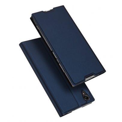 Sony Xperia XA1 Plus Kotelo Dux Ducis Tummansininen