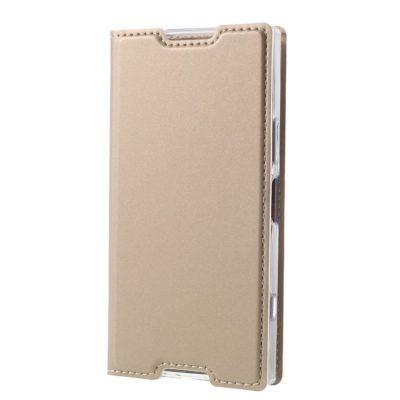 Sony Xperia XZ1 Compact Kotelo Dux Ducis Kulta
