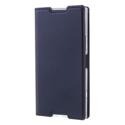 Sony Xperia XZ1 Compact Kotelo Dux Ducis Tummansininen