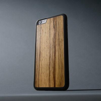Apple iPhone 6 / 6s Plus Suojakuori Carved Black Limba