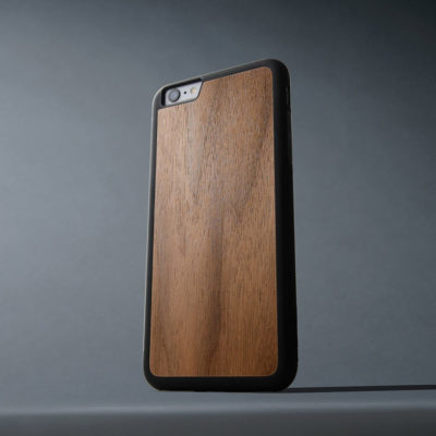 Apple iPhone 6 / 6s Plus Suojakuori Carved Pähkinä