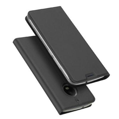 Lenovo / Motorola Moto G5S Kotelo Harmaa