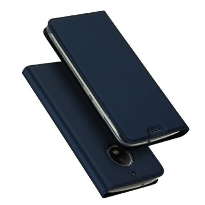 Lenovo / Motorola Moto G5S Kotelo Tummansininen