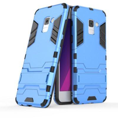 Samsung Galaxy A8 (2018) Suojakuori Sininen
