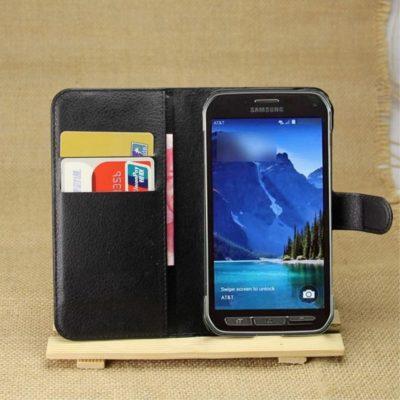 Samsung Galaxy S5 Active Suojakotelo Musta