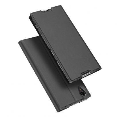 Sony Xperia XA1 Plus Kotelo Dux Ducis Harmaa