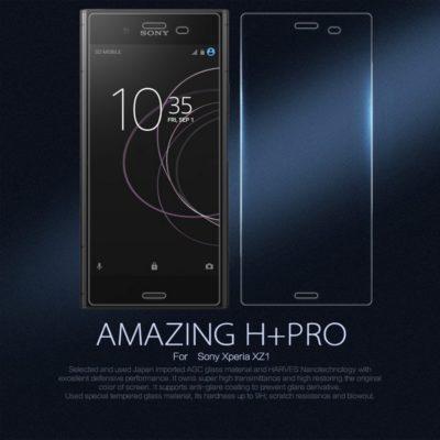 Sony Xperia XZ1 Panssarilasi Nillkin Amazing H+ Pro