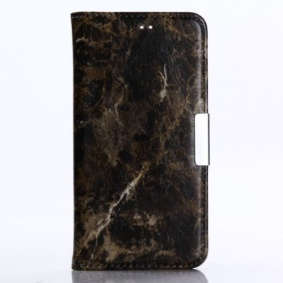 Huawei Honor 9 Suojakotelo Marmori Musta