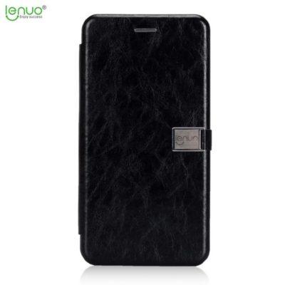 Huawei Mate 10 Lite Kotelo LENUO Musta