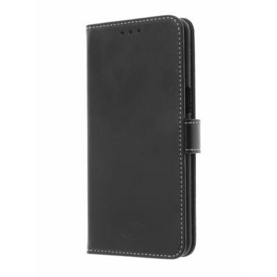 OnePlus 5T Nahkakotelo Insmat Musta