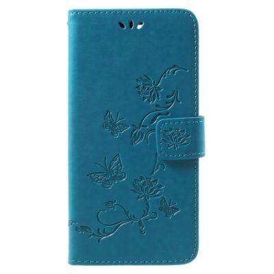 OnePlus 5T Suojakotelo Perhonen Sininen