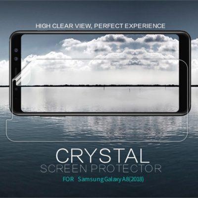 Samsung Galaxy A8 (2018) Näytön Suojakalvo Nillkin