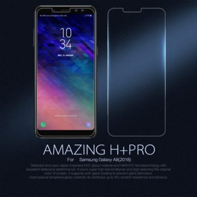 Samsung Galaxy A8 (2018) Panssarilasi Nillkin H+Pro