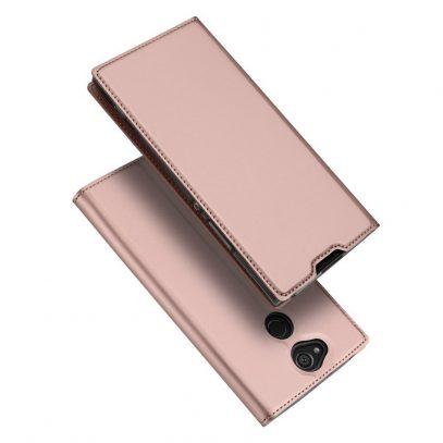Sony Xperia XA2 Kotelo Dux Ducis Ruusukulta