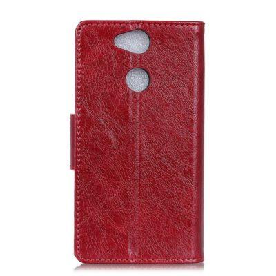 Sony Xperia XA2 Nahkakotelo Punainen