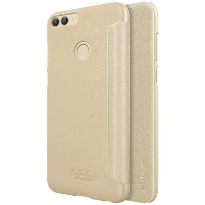 Huawei P Smart Kotelo Nillkin Sparkle Kulta