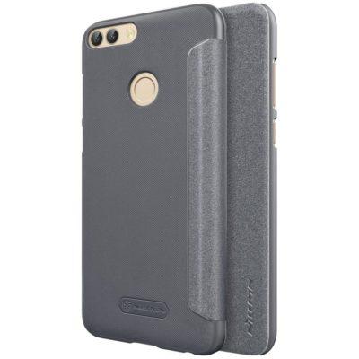 Huawei P Smart Kotelo Nillkin Sparkle Musta
