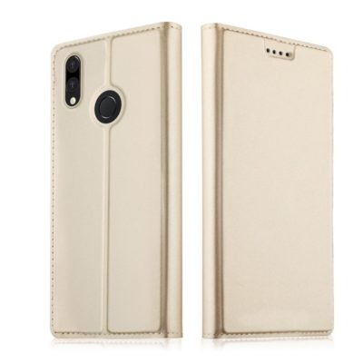 Huawei P20 Lite Suojakotelo Kulta