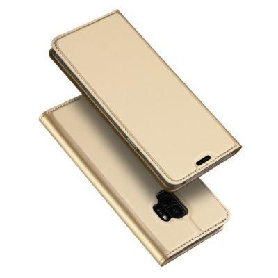 Samsung Galaxy S9 Kotelo Dux Ducis Kulta