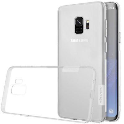 Samsung Galaxy S9 Kuori Nillkin Nature Läpinäkyvä