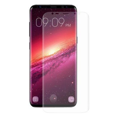Samsung Galaxy S9+ Kaareutuva Näytön Suojakalvo