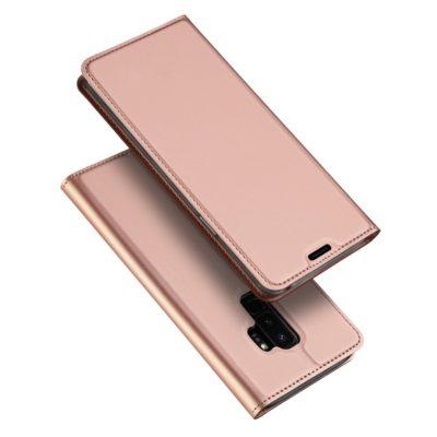 Samsung Galaxy S9+ Kotelo Dux Ducis Ruusukulta