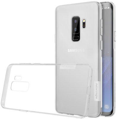 Samsung Galaxy S9+ Kuori Nillkin Nature Läpinäkyvä