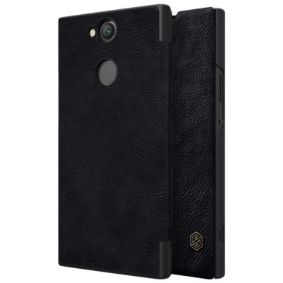 Sony Xperia XA2 Suojakotelo Nillkin Qin Musta