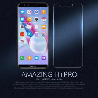 Huawei Honor 9 Lite Panssarilasi Nillkin Amazing H+Pro