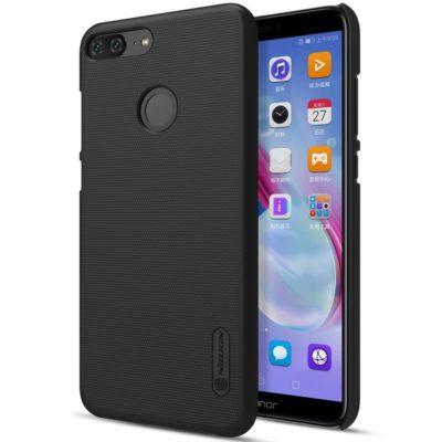 Huawei Honor 9 Lite Suojakuori Nillkin Musta