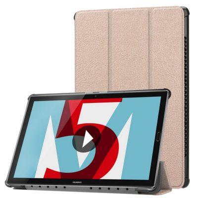 Huawei MediaPad M5 10 10.8″ Kotelo Ruusukulta
